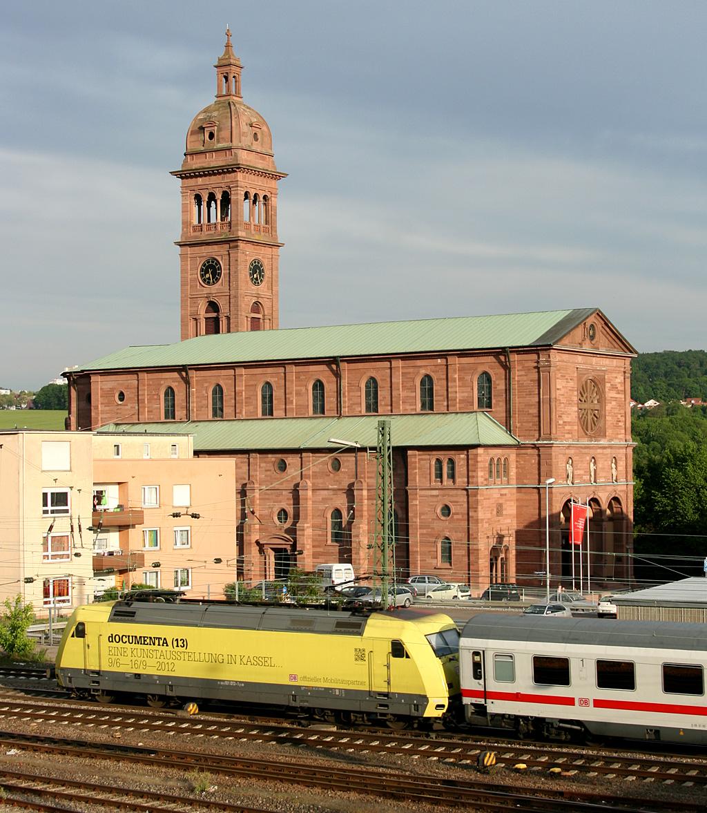 Franziskus Kirche Pforzheim